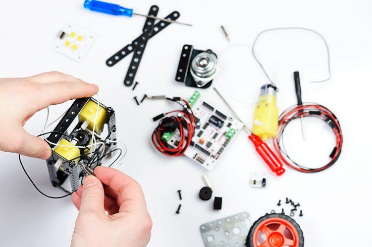 機械課程,開發腦力的絕佳選擇