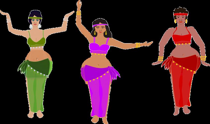 報名上肚皮舞課程讓你學會跳肚皮舞